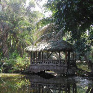 Natural Synthetic Thatch Umbrellas Safari Thatch
