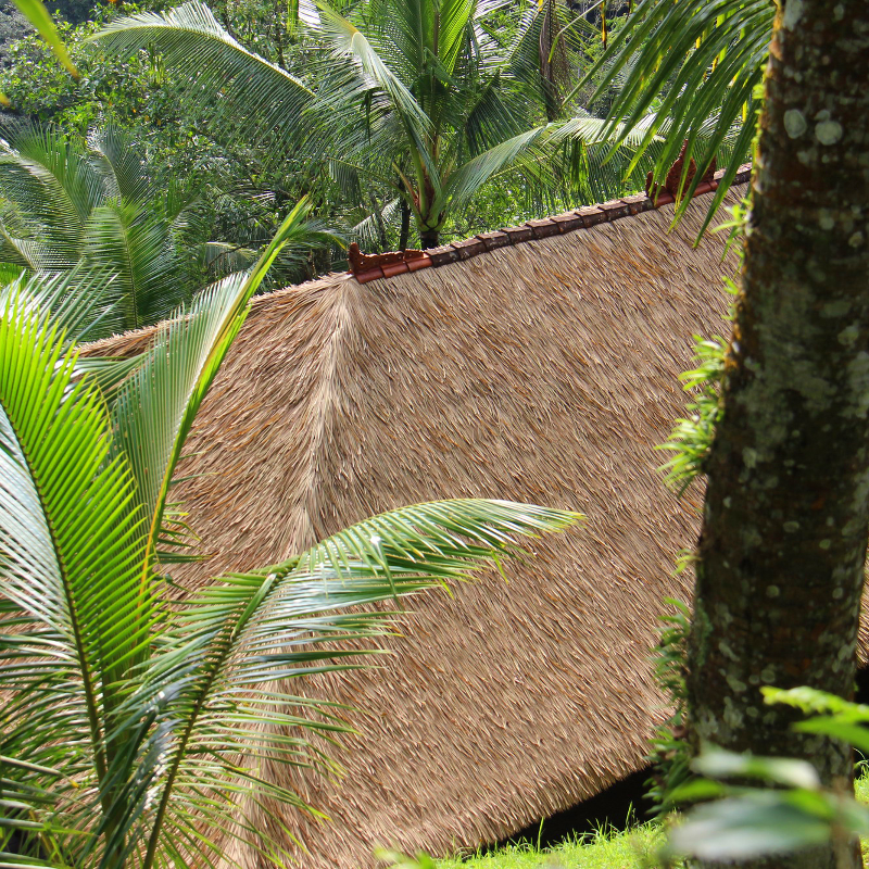 Synthetic Thatch Bali Roofing Overview
