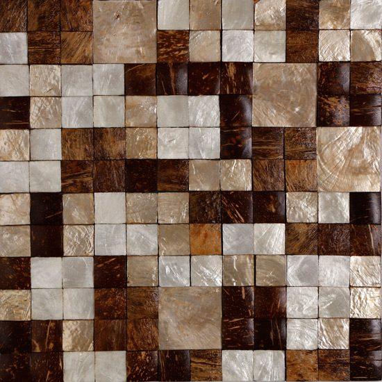 Bulan Vasco Mosaic Marine Plywood