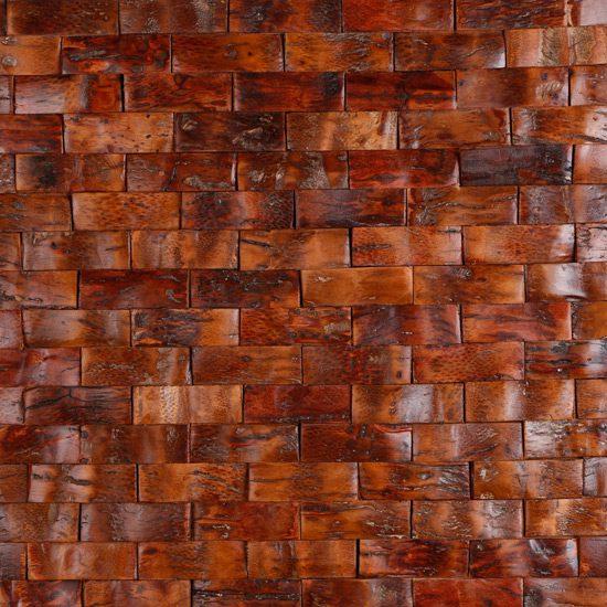 Coco Bark Laminated to Marine Grade Plywood