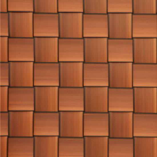 Syntethic Matting Kenya Sunset Pattern