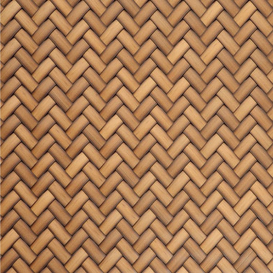 Synthetic Matting Red Pine Pattern