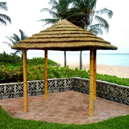 Thatch Roof Shade