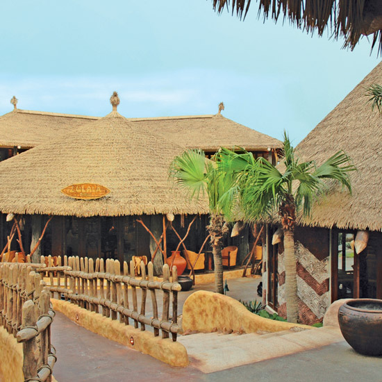Thatch Roof Resort