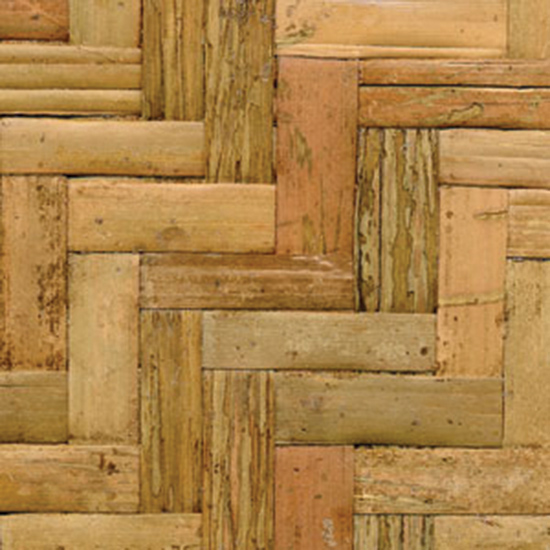 Herringbone Bamboo Plywood