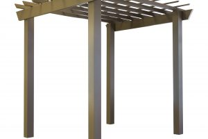 Monarch Pergola 5x5 4993 wout Mounting Plate